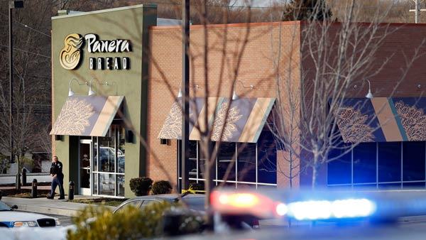 2 deputies killed, suspect dead in Maryland Panera shooting