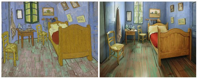 Van Gogh's bedroom recreated as $10-a-night Airbnb rental