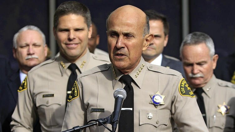 Ex-Sheriff Lee Baca's guilty plea in jail scandal caps a 'sad saga' of corruption
