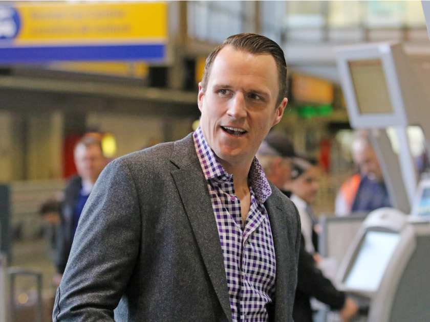 Scanlan: New number for Phaneuf signifies a