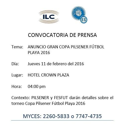 Copa Pilsener 2016. Ca4FeXRUAAAuymU