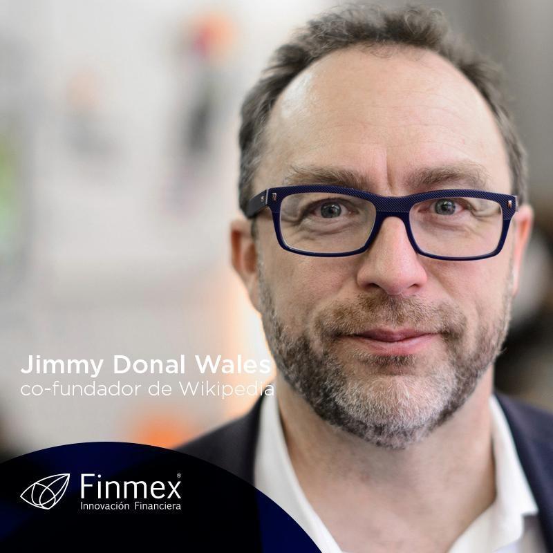 """Jimmy Donal Wales, llamado comúnmente """"Jimbo"""" Wales, es el co-fundador de Wikipedia y de su predecesora Nupe... https://t.co/70MBQK9TYt"""