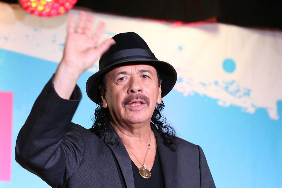 Santana says a local act should have played the SuperBowl50 halftime show