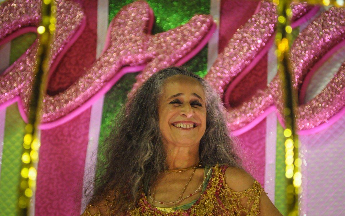 Mangueira leva o 18º título com homenagem a Bethânia  https://t.co/zPyIpvtIae #G1 #carnaval #apuracaoRJ