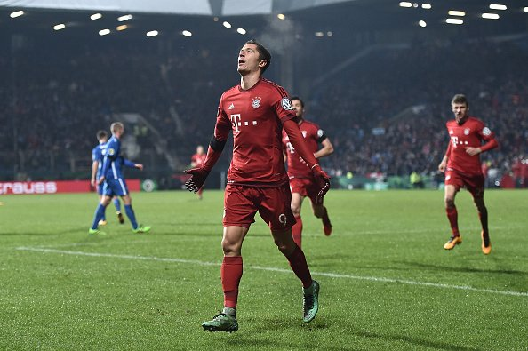 Video: Bochum vs Bayern Munich