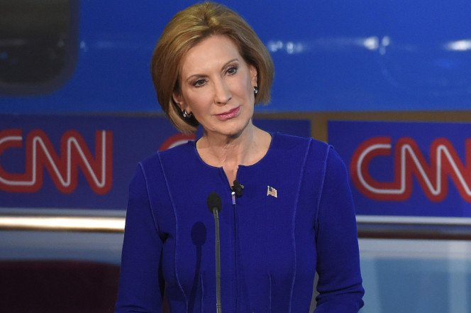 Carly Fiorina has dropped out of the presidential race