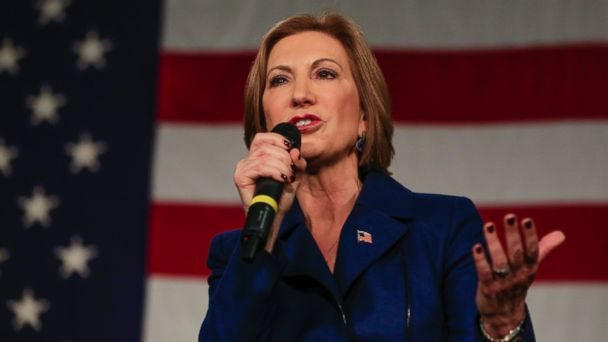 Carly Fiorina suspends presidential campaign after 7th place finish in NH primary