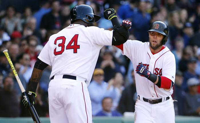 Reviewing the Red Sox' 40-man roster