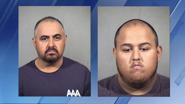 Father and brother of weekend Phoenix homicide suspect arrested
