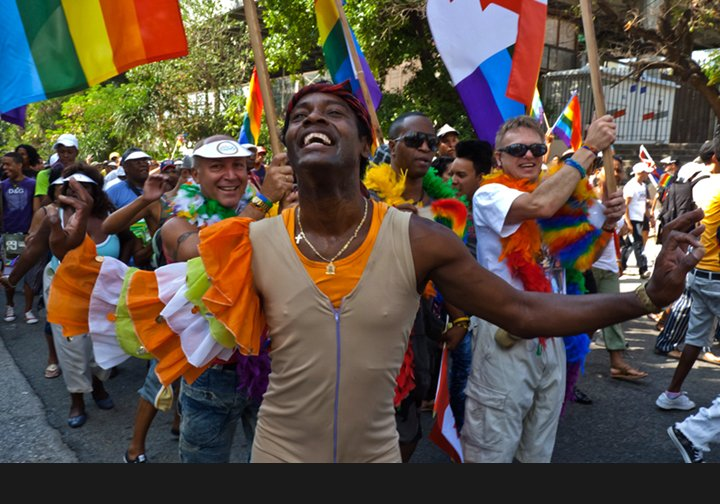 Is cuba becoming a haven for lgbt rights
