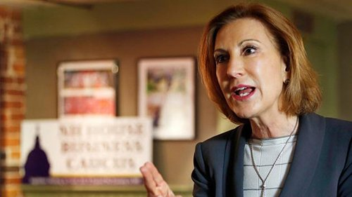 Carly Fiorina ends her bid in 2016 election