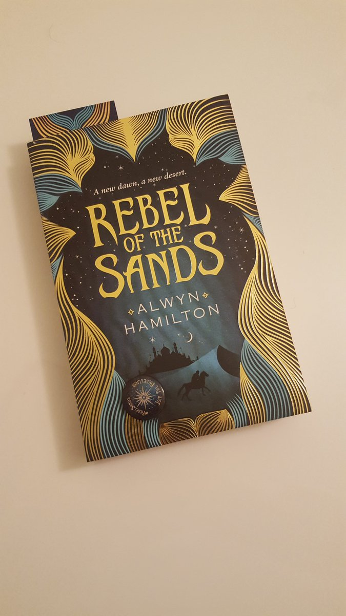 GIVEAWAY TIME! Win a signed UK edition of Rebel of the Sands by @AlwynFJH. RT & follow by 18/02 to enter. INT. https://t.co/KwENeg9Baa