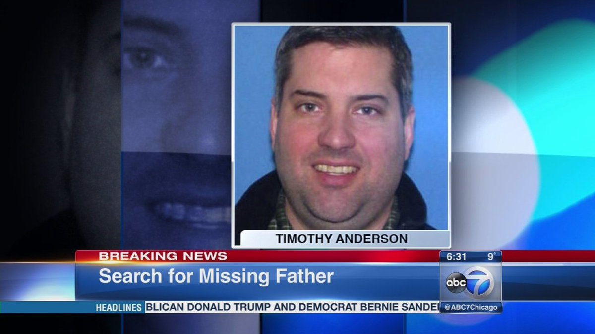 Body found during search for Arlington Heights father of 2, ME says