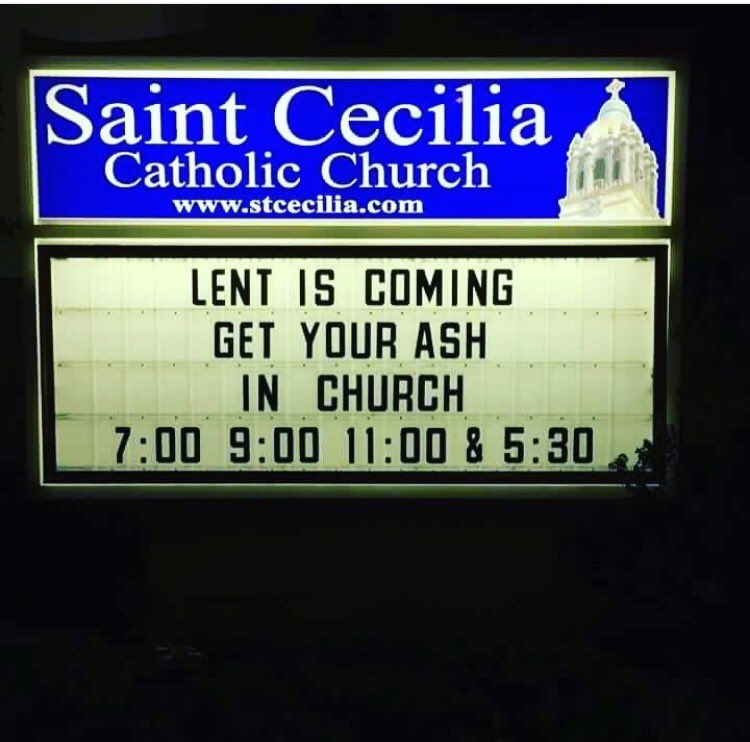 Clever little priestgotta love lent CatholicProblems KTVU