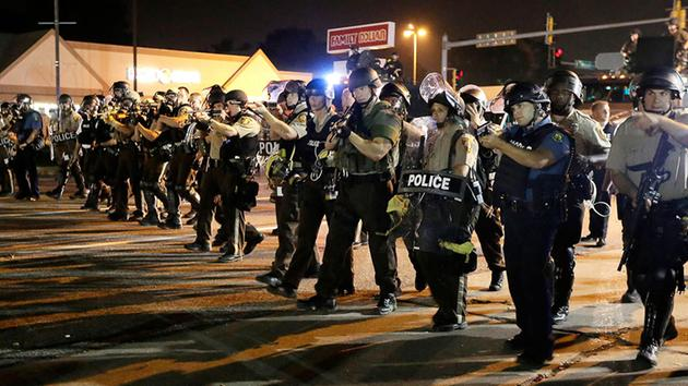 Dept. of Justice expected to file lawsuit against the city of Ferguson, Missouri: abc13