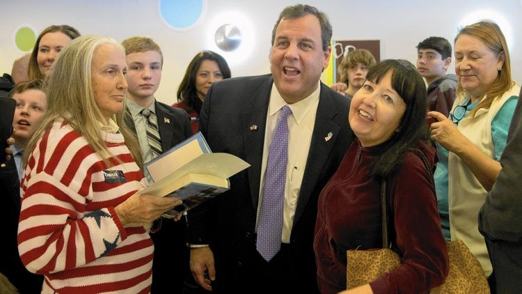 Chris Christie ends his campaign for president
