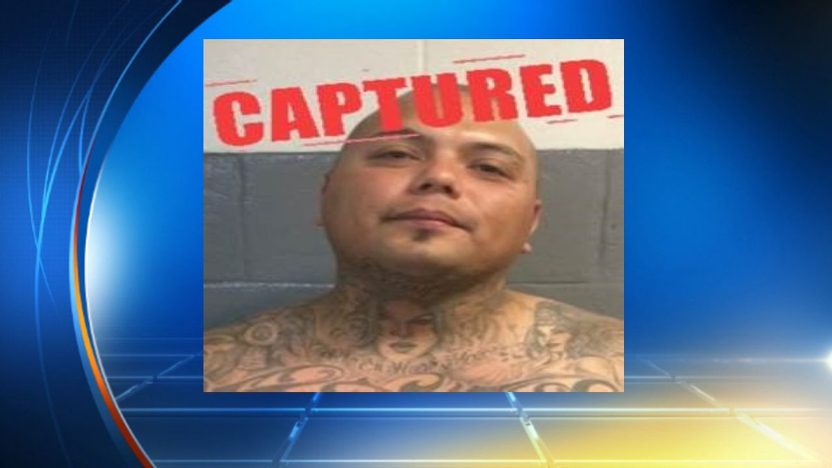 Authorities arrest one of Texas' 10 most wanted fugitives in Houston KPRC2