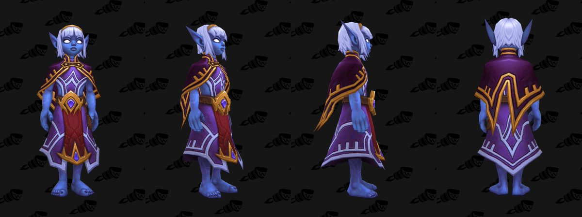 how to make a nightborne wow