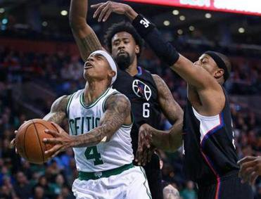 Celtics faced a test against an elite Clippers team and result was a thrilling win