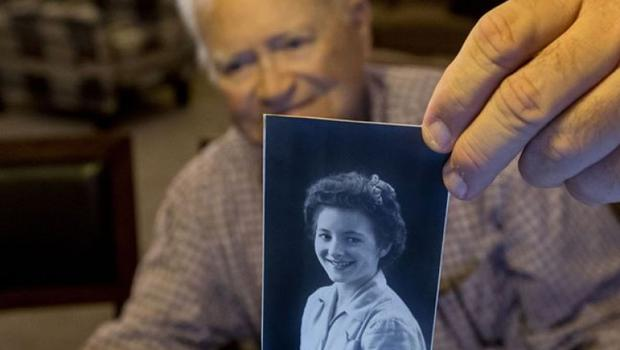 U.S. WWII vet reunites with wartime love after 70 years