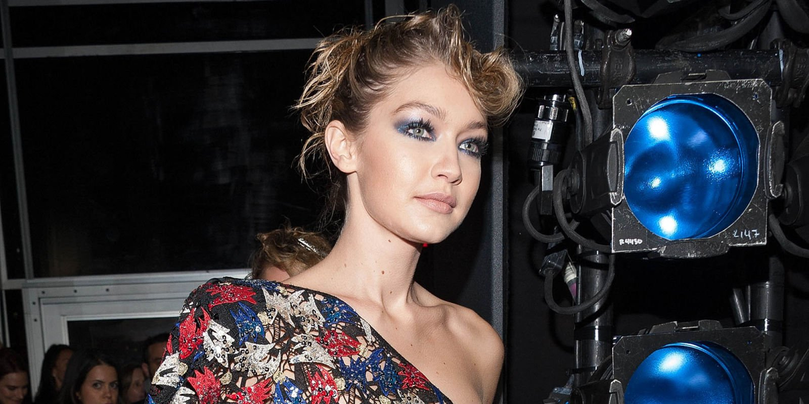 Gigi Hadid showed us how to wear spring's hottest beauty trend on the Zoolander 2 runway https://t.co/DS7tlhww5X https://t.co/Qooz9Bcgqh