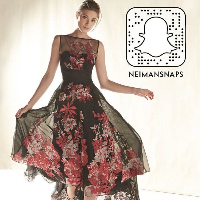 Snap with us! Follow us at neimansnaps by screenshotting this image and adding by Snapcode in the app. https://t.co/cs3XW7Crny