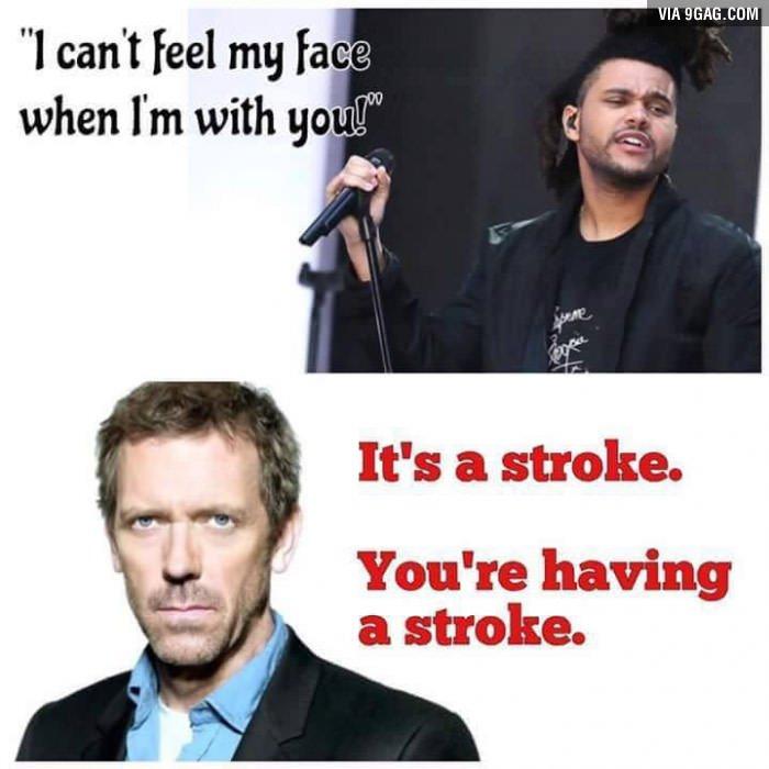 dr house face meme. dr house face meme