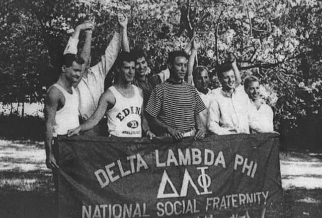 Gay fraternity returns to SF State after 24 years.