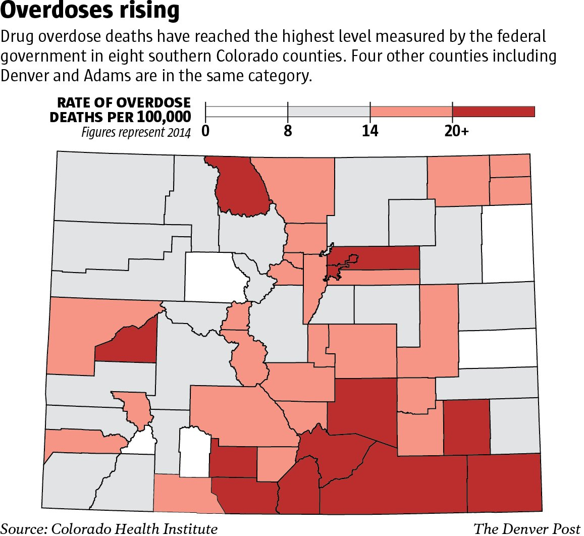 Drug overdose deaths hit record levels in rural southern Colorado: @dolingerdp
