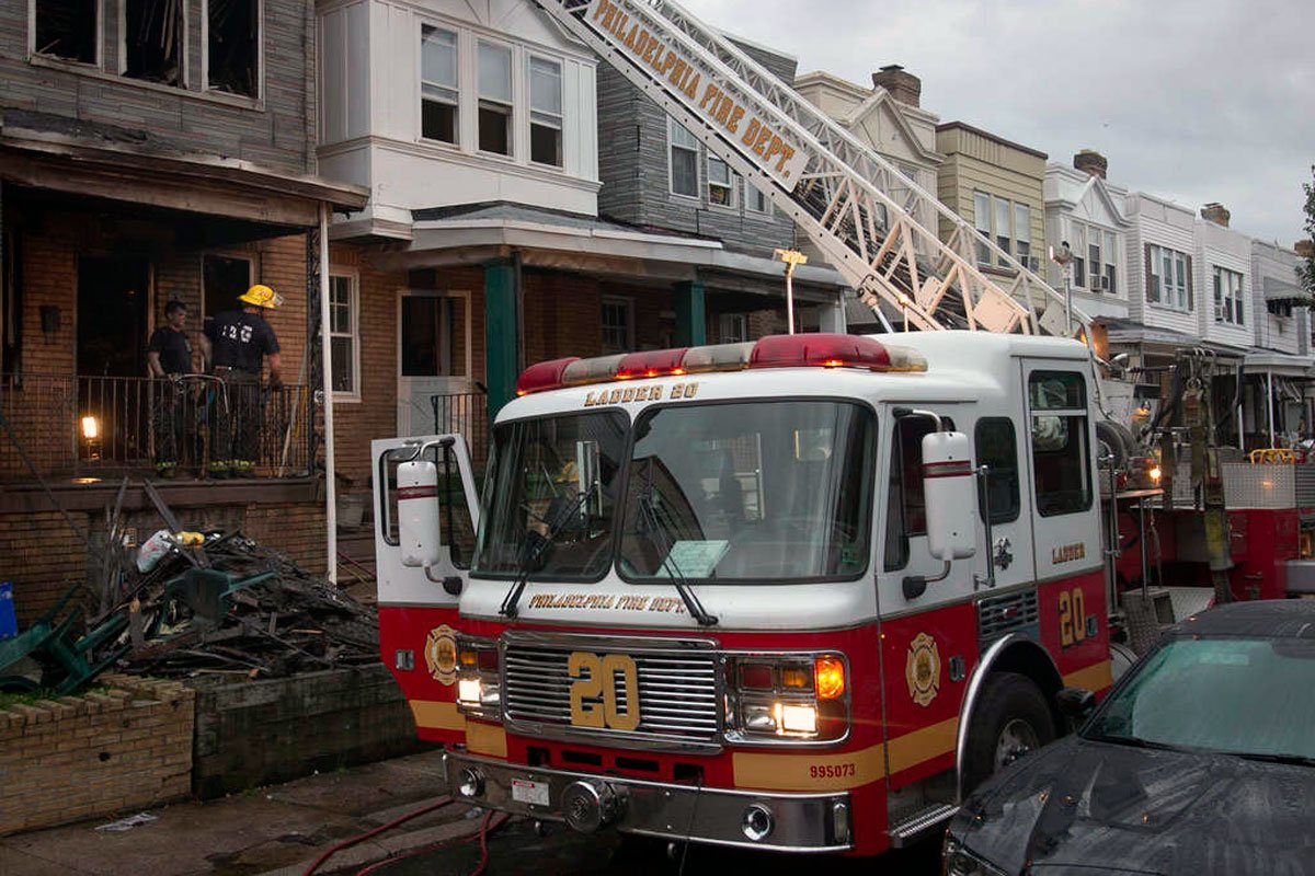 Mayor Kenney -- son of a firefighter -- to put an end to