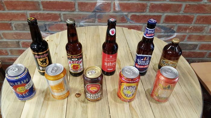 Brewers Association mails Budweiser fan Peyton Manning some craft beer