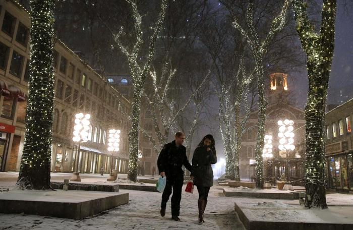 Just in time for Valentine's Day, Boston ranks as the best place to find love