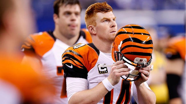 QB @andydalton14's missing suitcases have been found
