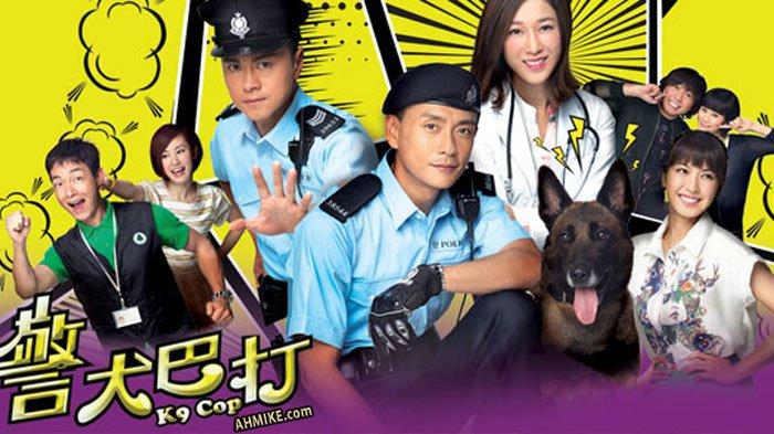 Chú Chó Nghiệp Vụ - K9 Cop TVB 2016