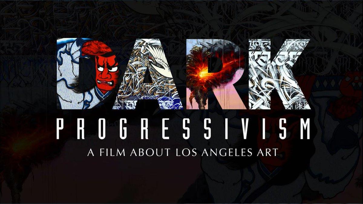 Dark Progressivism: documentary of LA mural, graffiti, & tattoo scene from 80s to now. Free: https://t.co/x6OxFePrM3 https://t.co/W5kc90YVia