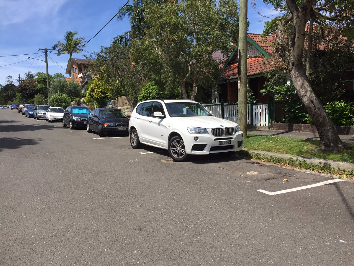 The reason our kids feel so entitled is because the parents do.  Fairy Bower Road #ManlyCouncil  @MichaelByrnespic.twitter.com/E0NaXc3lrc
