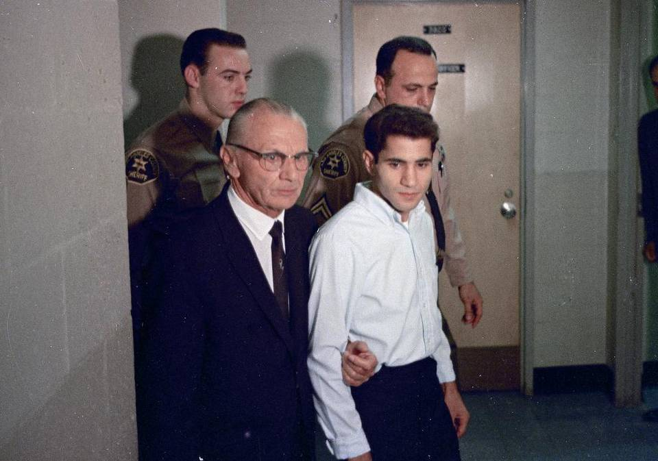 Panel denies parole to Sirhan, assassin of Robert F. Kennedy