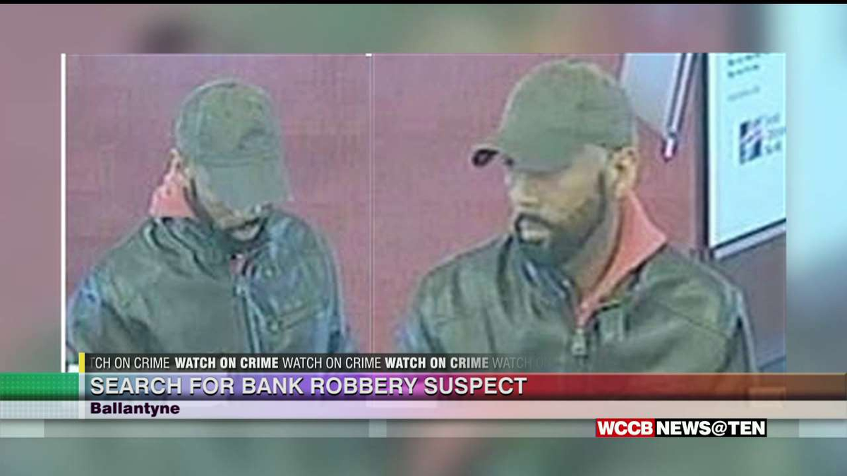 Bank Robbery In Ballantyne