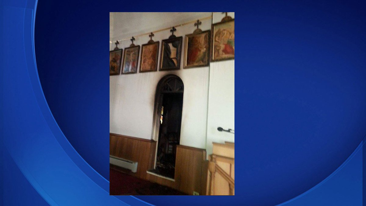 Another Ash Wednesday Eve Fire At Colorado's Oldest Church 90 Years Later