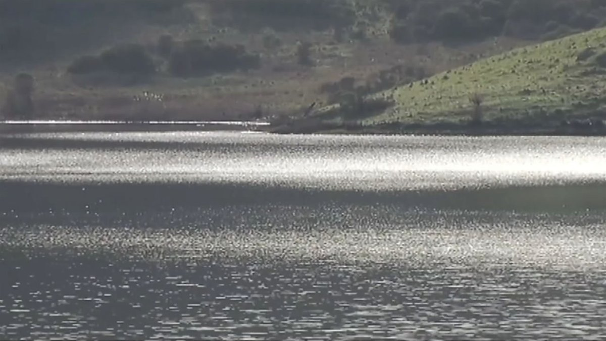 Six of seven reservoirs in Marin County are considered at capacity.