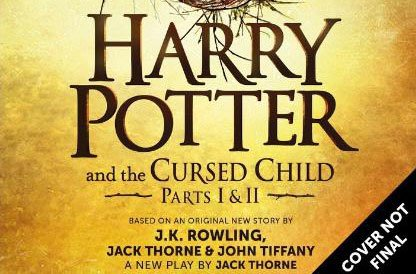 Muggles, get excited: The new Harry Potter play will become a new Harry Potter book
