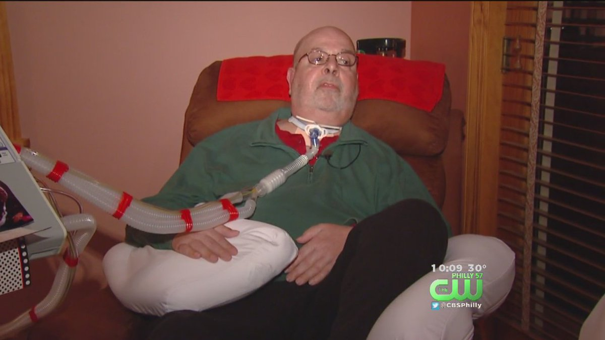 South Jersey Man Fighting ALS Thanks Strangers For Help