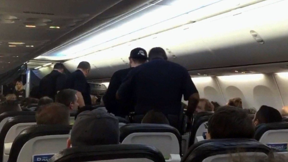 Drunk Passenger At DIA Not Charged Because Airline Wanted To Get Back In The Air