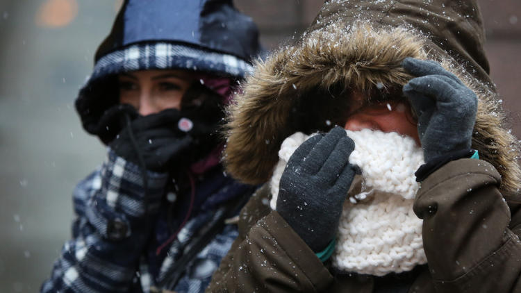 Cold high pressure from Canada set to send wind chills below zero: Skilling's forecast