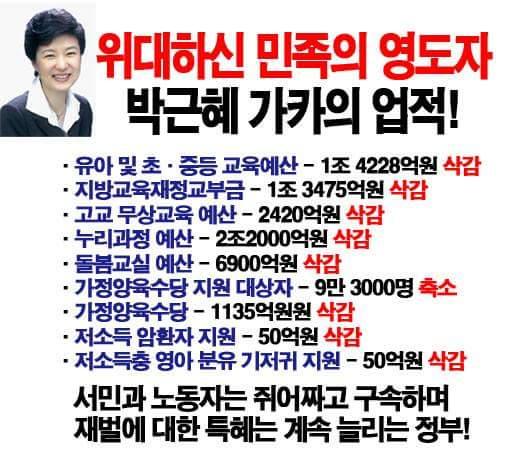 박근혜업적에 대한 이미지 검색결과