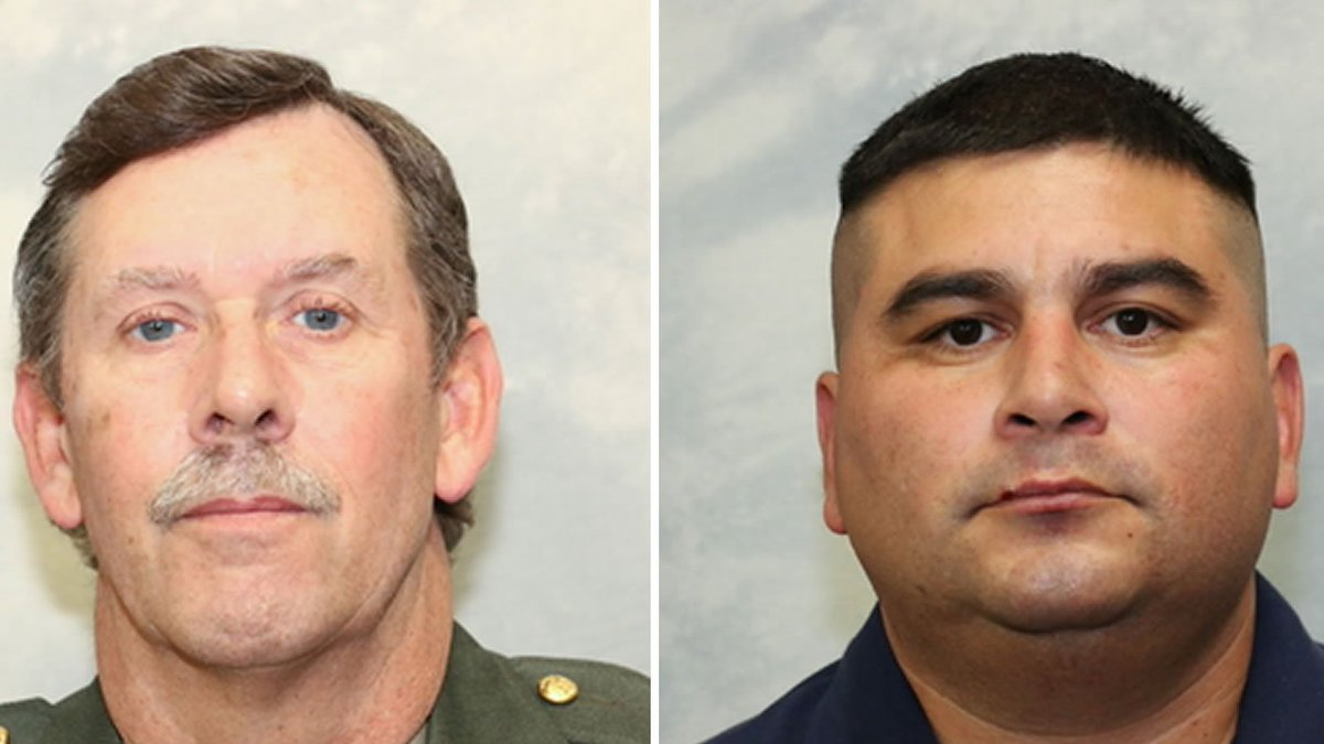 Tulare Co. Deputy Scott Ballantyne & pilot James Julio Chavez were killed in plane crash.