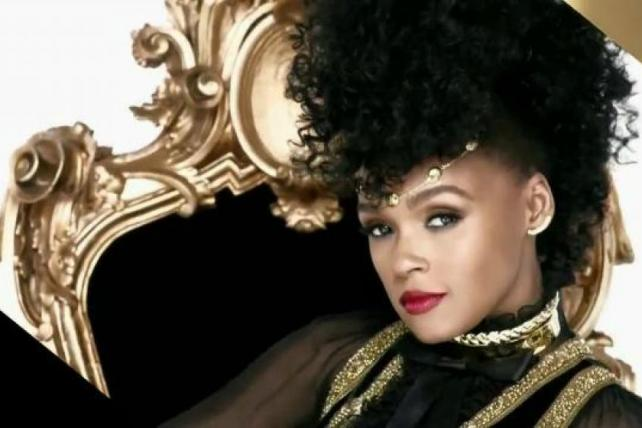 Janelle Monáe presents Cover Girl's new Queen collection https://t.co/8WQeJYQGny https://t.co/PRSHIUqvKX