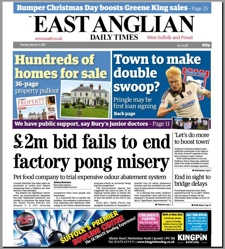 East Anglian Daily Times on Twitter: