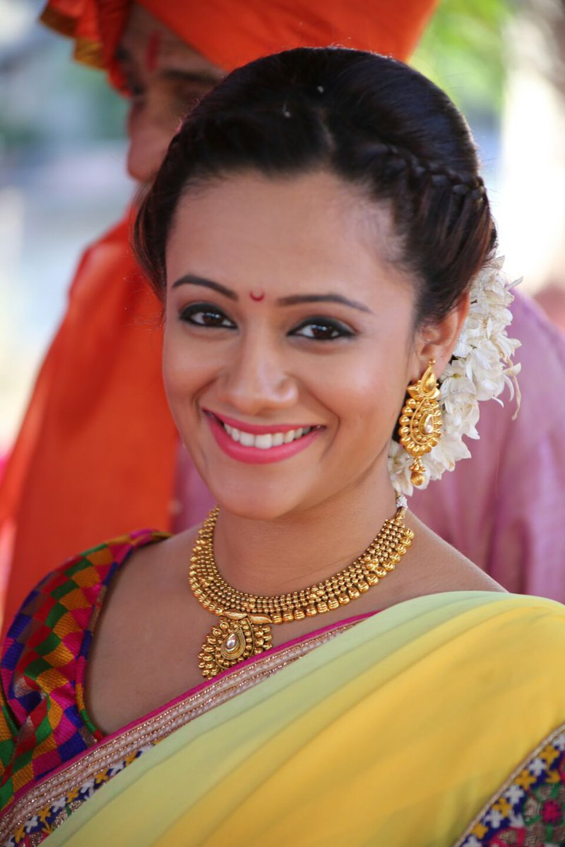 Spruha Joshi On Twitter Marriage Scene Shoot For At Lostandfoundflm