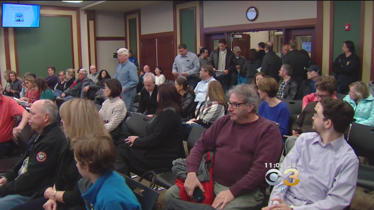 Moorestown Residents Are Concerned About What Is In The Drinking Water